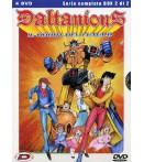 Daltanious - Il Robot Del Futuro 02 (Eps 25-47) (4 Dvd) - Dvd