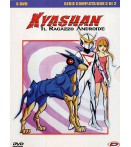Kyashan Il Ragazzo Androide - Serie Completa 02 (3 Dvd) - Dvd