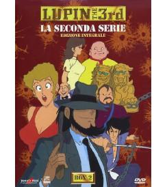 Lupin III - Serie 02 Box 02 (Eps 27-51) (5 Dvd) - Dvd