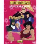 Lupin III - Serie 02 Box 03 (Eps 52-76) (5 Dvd) - Dvd
