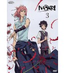 Nabari 03 (Eps 09-12) - Dvd