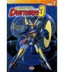 Imbattibile Daitarn 3 (L') Box 01 01-02 (2 Dvd) - Dvd