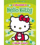 Hello Kitty - Il Villaggio Di Hello Kitty 04 - Il Mulino A Vento (Dvd+Cd+Libro) - Dvd
