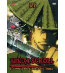 Ninja Scroll - Complete Box (4 Dvd) - Dvd