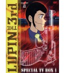 Lupin III Special Tv Box 01 (4 Dvd) - Dvd