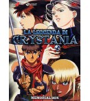 Leggenda Di Crystania (La) - Memorial Box (2 Dvd) - Dvd