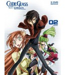 Code Geass - Lelouch Of The Rebellion Box 02 (Eps 14-25) (3 Dvd) - Dvd