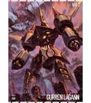 Gurren Lagann - Sfondamento Dei Cieli Box 02 (Eps 15-27) (3 Dvd) - Dvd