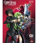 Code Geass - R2 Box 01 (Eps 01-13) (3 Dvd) - Dvd