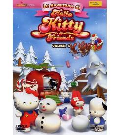 Hello Kitty - Le Avventure Di Hello Kitty & Friends 05 - Dvd