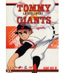 Tommy La Stella Dei Giants Box 01 (Eps 01-26) (5 Dvd) - Dvd