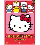 Hello Kitty Paradise 03 (Eps 17-24) - Dvd