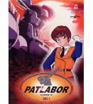 Patlabor - La Serie Tv Box 01 (Eps 01-24) (5 Dvd) - Dvd