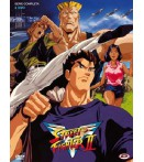 Street Fighter II V Box (Eps 01-29) (4 Dvd) - Dvd
