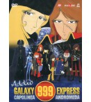 Addio Galaxy Express 999 - Capolinea Andromeda - Dvd