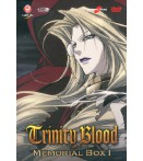 Trinity Blood - Memorial Box 01 (Eps 01-12) (3 Dvd) - Dvd