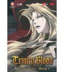 Trinity Blood - Memorial Box 01 (Eps 01-12) (3 Dvd) - Dvd