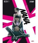 Nana - Season 01 Box 01 (Eps 01-10) (3 Dvd+T-Shirt) (Ltd.Ed.) - Dvd