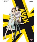 Nana - Season 01 Box 02 (Eps 11-22) (3 Dvd+Mouse Pad) (Ltd.Ed.) - Dvd