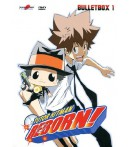 Tutor Hitman Reborn! - Box 01 (Eps 01-26) (5 Dvd) - Dvd