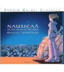 Nausicaa Of The Valley Of The Wind - Audio Cd