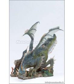 "AF Dragon S.1 - Water Dragon Clan - 6"" Figure"