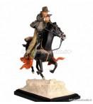 ST Indiana Jones on Horse - Statue