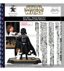 """Star Wars"" Deluxe Maquette Darth Vader's Little Princess"