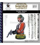 """Star Wars"" Mini Bust Wedge Antilles"