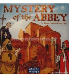 BG Il Mistero dell'Abbazia