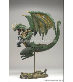 "AF Dragons S.8 - Berserker Dragon Clan - 9"" Figure"