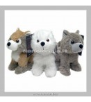 Peluches - Factory Entertainment - *Set Game Of Thrones Direwolf Cub Pl (3)