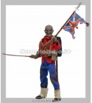 Action Figure - Neca - Iron Maiden Eddie Trooper Clothed Af