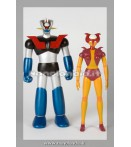 Action Figure - Sd Toys - Mazinger Z & Afrodite Action Figure 2-Pack