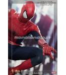 """Action Figure - Hot Toys - Amazing Spider-Man 12"""" Spider-Man 2 Af"""