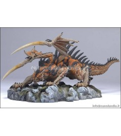 "AF Dragon S.6 - Hunter Dragon Clan - 11"" Figure"