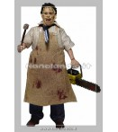 Figure - Neca - Texas Chainsaw Massacre Leatherf Cloth