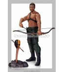 Action Figure - Dc Direct - Arrow Oliver Queen & Totem Af