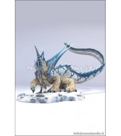 "AF Dragon S.6 - Ice Dragon Clan - 16"" Figure"