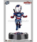 Figure - Beast Kingdom - Iron Man Egg Attack Iron Patriot