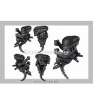 "Figure - Neca - Scalers 3.5"" S.2 Alien Xenomorph"