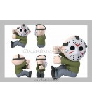 "Figure - Neca - Scalers 3.5"" S.2 Friday The 13Th Jason"