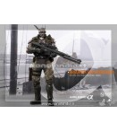 """Action Figure - Hot Toys - Appleseed 12"""" Briareos Hecatonchires Af"""