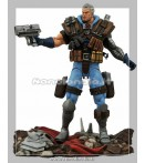 Action Figure - Diamond Select - Cable Af