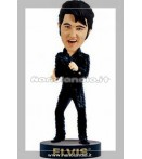 Headknocker - Royal Bobbles - Elvis Black Leather Hk
