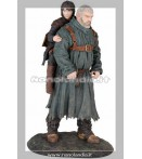 Figure - Dark Horse - Game Of Thrones Hodor And Bran Figure