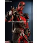 """Action Figure - Sideshow Toys - Deadpool 12"""" Af"""