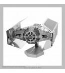 Model Kit - Fascinations - Sw Darth Vader Tie Fighter 3D Laser Kit