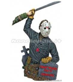 BU Friday the 13th: Jason Voorhees - Mini Bust