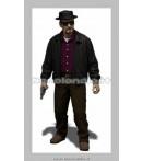 Action Figure - Mezco Toys - Breaking Bad Heisenberg Af